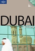 Lonely Planet Dubai Encounter With Pull Out Map
