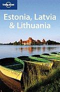 Lonely Planet Estonia Latvia & Lithuania
