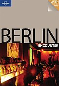 Lonely Planet Berlin Encounter With Pull Out Map