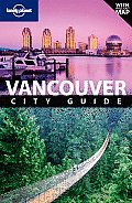 Lonely Planet Vancouver City Guide 5th Edition