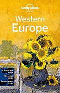 Lonely Planet Western Europe 10th Edition