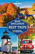 Lonely Planet New Englands Best Trips 2nd Edition