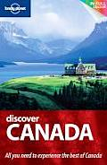 Lonely Planet Discover Canada 1st Edition