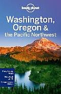 Lonely Planet Washington Oregon & the Pacific Northwest 6th Edition