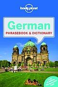 Lonely Planet German Phrasebook 5th Edition