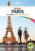 Lonely Planet Pocket Paris 4th Edition
