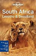 Lonely Planet South Africa Lesotho & Swaziland 10th Edition