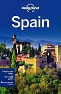 Lonely Planet Spain 10th Edition