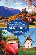 Lonely Planet Germany Austria & Switzerlands Best Trips
