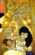 Oxford Reading Tree Treetops Graphic Novels: Level 13: the Golden Scarab