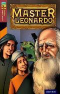 Oxford Reading Tree Treetops Graphic Novels: Level 15: Master Leonardo
