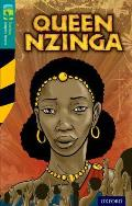 Oxford Reading Tree Treetops Graphic Novels: Level 16: Queen Nzinga