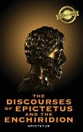 The Discourses of Epictetus and the Enchiridion (Deluxe Library Binding)