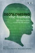 Decolonising the Human: Reflections from Africa on Difference and Oppression