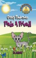 Grooty Fledermaus Finds A Friend!: A Read Along Early Reader For Children Ages 4-8