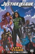 Justice League Odyssey Volume 4 Last Stand