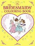 Bridesmaids' Colouring Book
