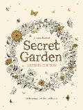 Secret Garden, Artists Edition: 20 Drawings to Color and Frame