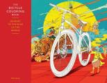 Bicycle Coloring Book Journey to the Edge of the World