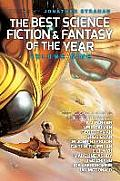 The Best Science Fiction and Fantasy of the Year, Volume Nine, 9
