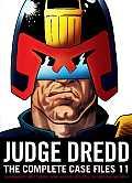 Judge Dredd: The Complete Case Files 11, Volume 11