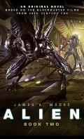 Alien Sea of Sorrows Novel 2