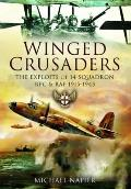 Winged Crusaders The Exploits of 14 Squadron RFC & RAF 1915 45