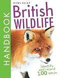 British Handbook - British Wildlife: Identify and Record 100 Species