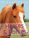 Handbook - Horses and Ponies: Identify and Record Your Sightings
