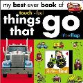 My Best Ever Things That Go