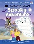 3D Dot to Dot Spooky Adventure