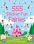 555 Sticker Fun Fairies