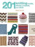 201 Knitting Motifs Blocks Projects & Ideas