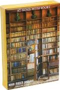 At Home with Books Jigsaw Puzzle