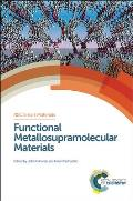 Functional Metallosupramolecular Materials