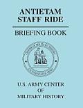 Antietam Staff Ride Briefing Book