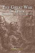 The Great War in Italy: Representation and Interpretation