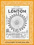 Thomas Flinthams London Art to Collect & Colour