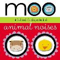 Moo a Feel & Fit Shapes Book of Animal Noises