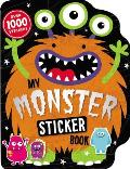 My Monster Sticker Book