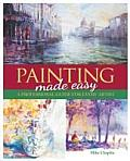 Painting Made Easy a Professional Guide for Every Artist