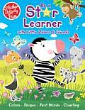Be a Star Learner with Little Zebra and Friends