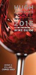 Hugh Johnsons Pocket Wine Book 2016