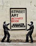 Street Art Activity Book