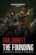 Founding Gaunts Ghosts Omnibus 1 Warhammer 40K