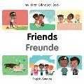 My First Bilingual BookFriends EnglishGerman