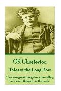 G.K. Chesterton - The Ballad of the White Horse: To have a right to do a thing is not at all the same as to be right in doing it.
