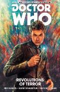 Doctor Who: The Tenth Doctor Vol. 1: Revolutions of Terror