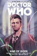Doctor Who: The Tenth Doctor Vol. 7: War of Gods
