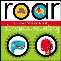 Roar A Feel & Fit Shapes Book of Dinosaur Counting
